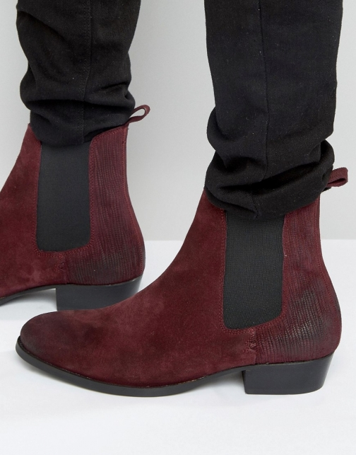 House Of Hounds Keats Suede Chelsea Boot