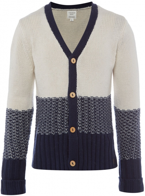 House Of Fraser Carrement Beau Boys Long Sleeve Cardigan