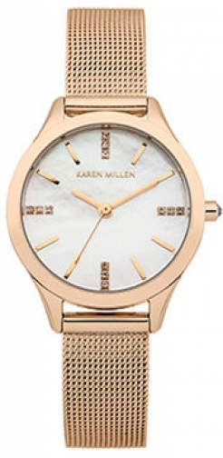 Karen Millen Slim With Mesh Strap Case