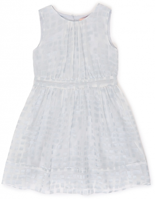 Jigsaw Girls Chiffon Square Party Dress
