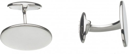 Links Of London Classic Oval T-Bar Cufflink
