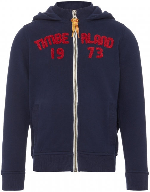 Timberland Boys Suede Hoody Fleece