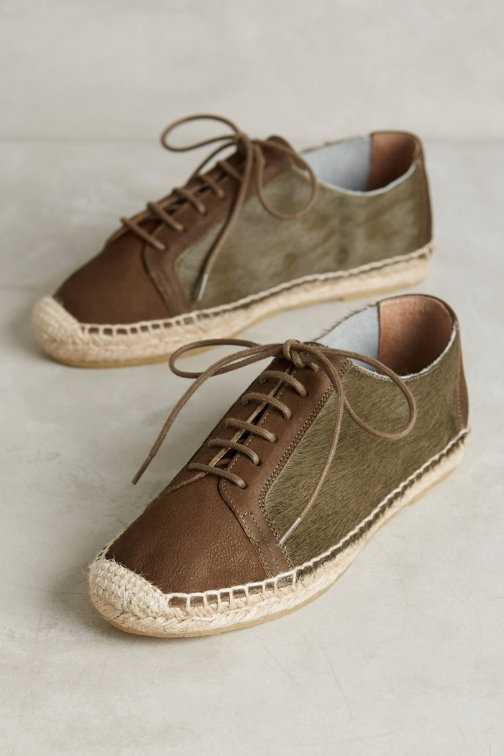 Anthropologie Jorinda Sneakers Espadrille