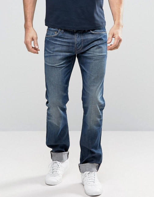 Edwin ED-80 Selvedge Slim Fit Jeans