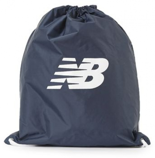 New Balance Mens Blue NEW BALANCE Navy Drawstring , Blue Bag