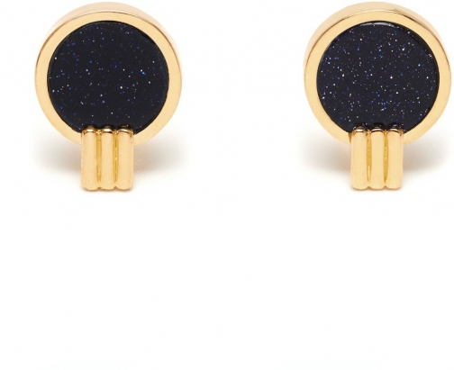 Lola Rose LRJ583398 Garbo Circle Stud Earring