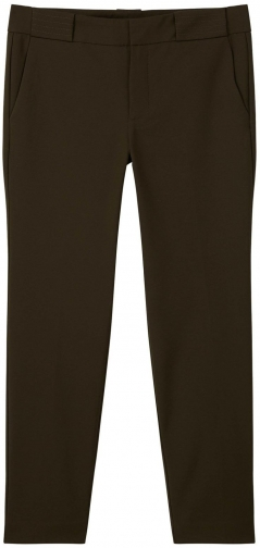 Mango Cotton Suit Trouser