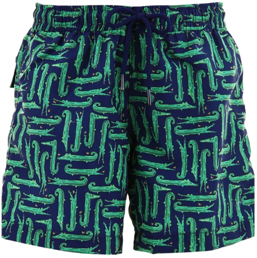 House Of Fraser Sunuva Boys UPF 50+ Crocodile Swim Short