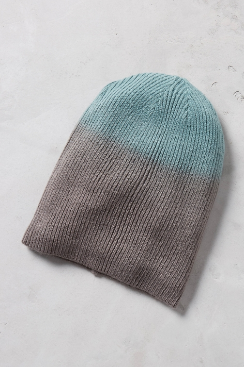 Anthropologie Ombre Beanie