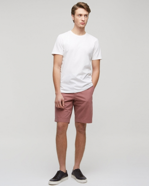 Jigsaw Fine Cotton Garment Dye Short