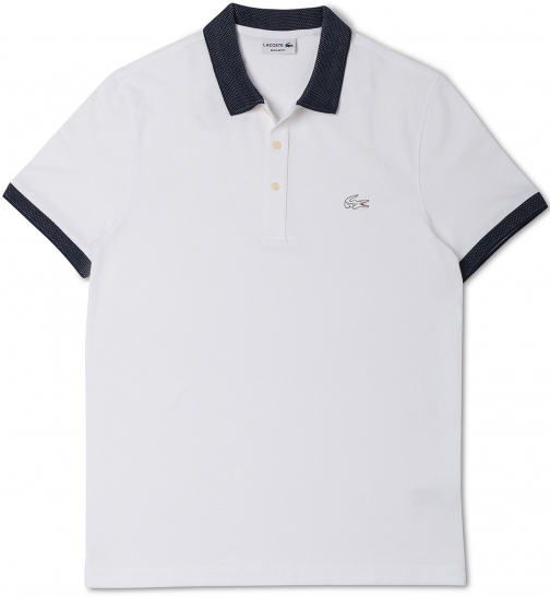 Lacoste Men's Lacoste Lacoste Contrast Collar Shirt Polo