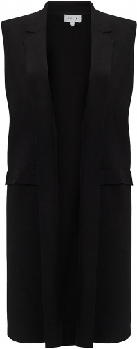 Jigsaw Stretch Sleeveless Jacket
