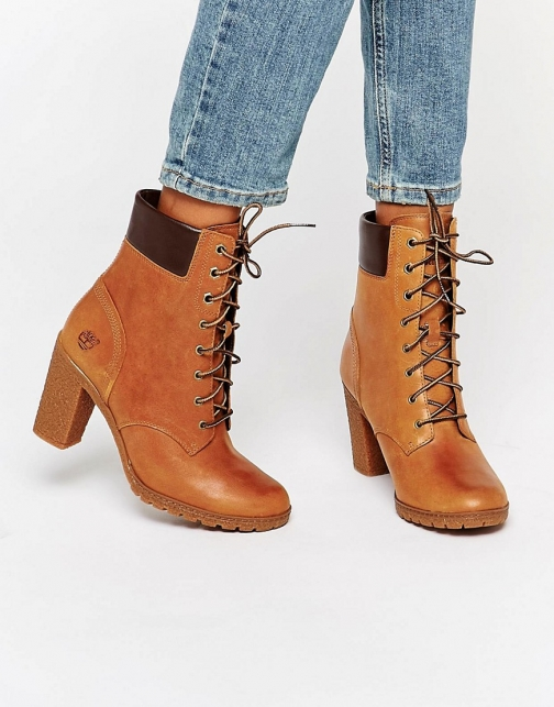 Timberland Wheat Rumble Glancy 6 Boot