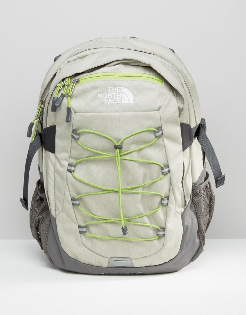 The North Face Borealis Grey Marl Backpack