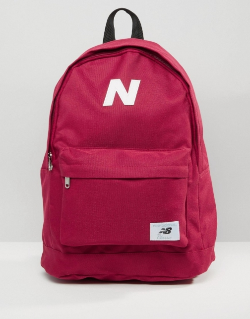 New Balance Mellow Red Backpack