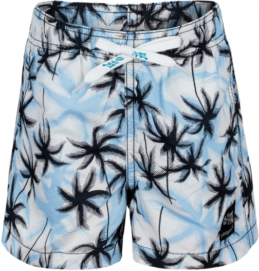 House Of Fraser Platypus Australia Boys UPF50+ Azure Swim Short