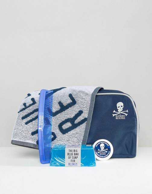 Bluebeards Revenge Body Kit & Wash Bag