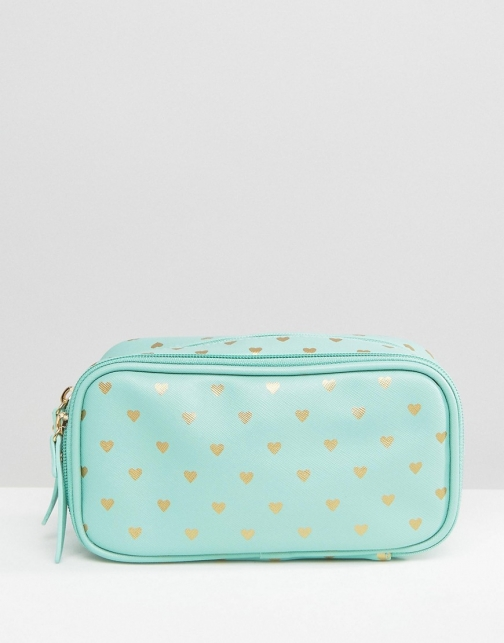 Asos Bombay Duck Cosmetics Compartment Case
