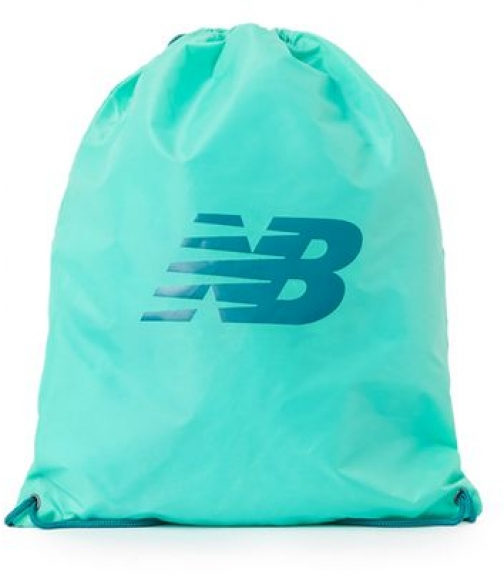 New Balance Mens NEW BALANCE Light Blue Drawstring , Blue Bag