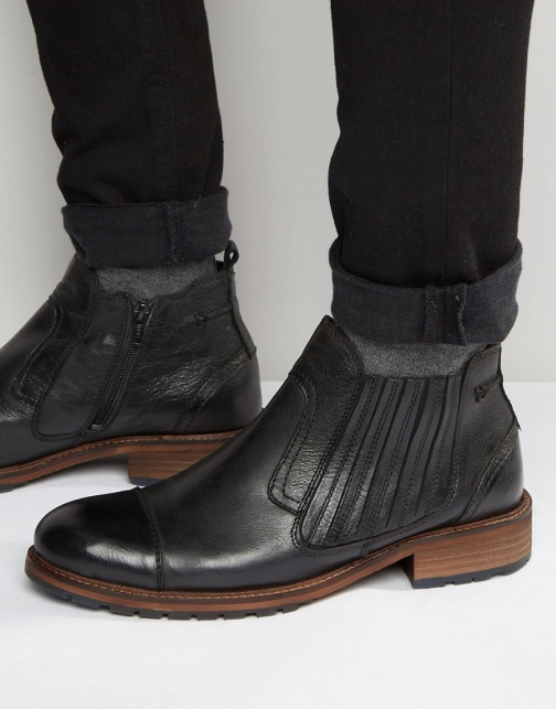 Asos Rule London Chelsea Boot