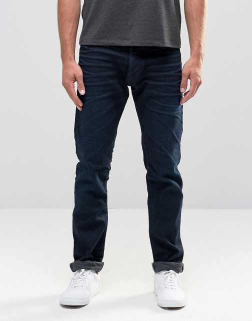 Replay 901 Tapered Stretch Dark Indigo Limited Edition Jeans