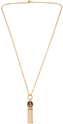Lola Rose LRJ580946 Bassa Loop & Tassel Necklace