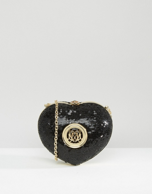 Love Moschino Sequin Shoulder Bag