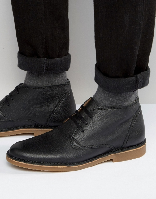 Selected Homme New Royce Leather Boot