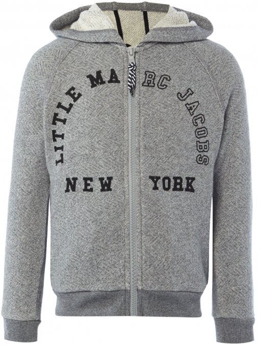 Little Marc Jacobs Boys Hoody Fleece
