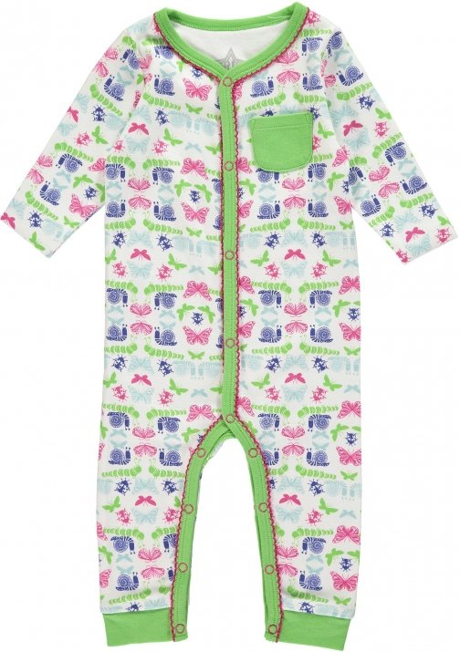 House Of Fraser Rockin' Baby Girls Bug Footless All--One Clothing