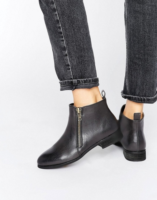 Miss Kg Joel Side Zip Boot