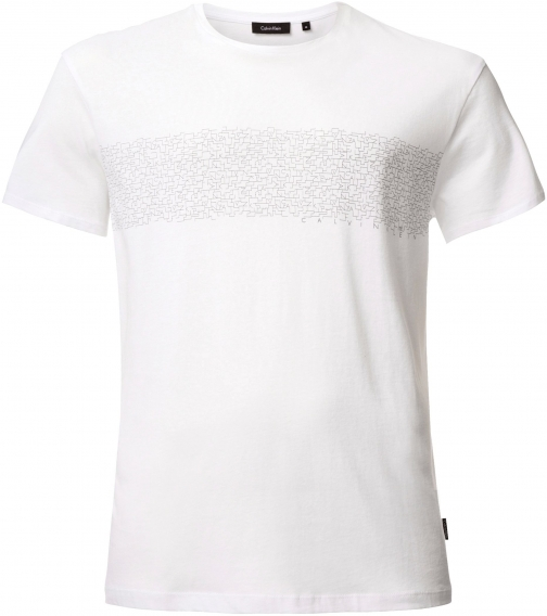 Calvin Klein Men's Calvin Klein Jamar Maze Placement T-Shirt