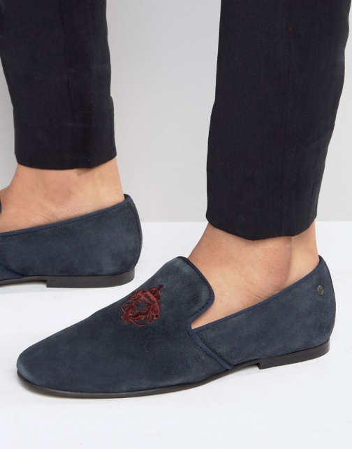 Base London Mood Dress Slipper