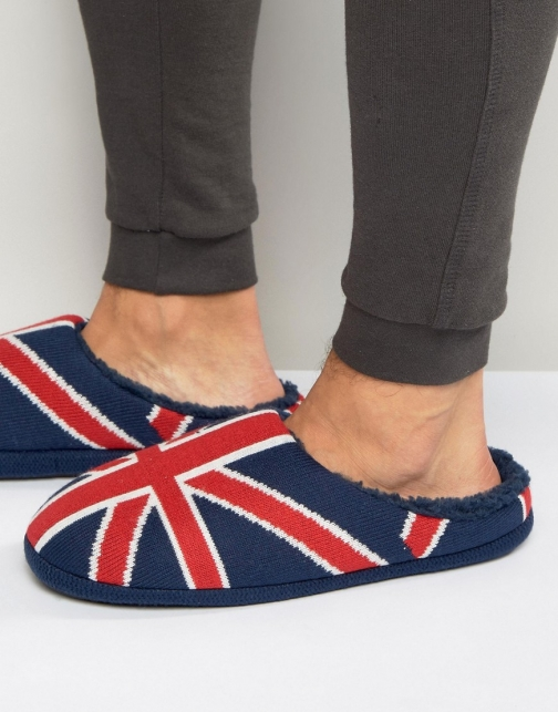 Dunlop Union Jack Slipper