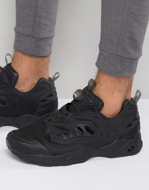 Reebok Instapump Fury Road Black AQ9978 Trainer
