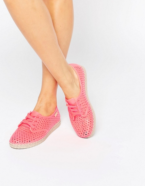 Asos Zaxy Lace Up Espadrille