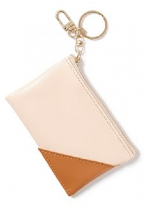 Topman Mens Cream Nude Pouch *, Cream Bag