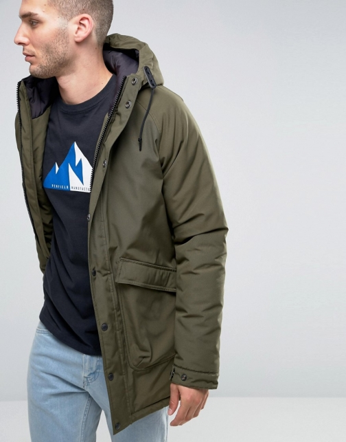 Penfield Kingman Fishtail Insulated Parka