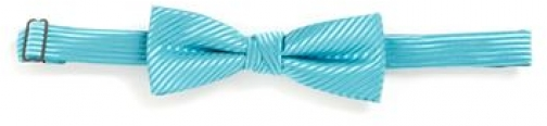 Topman Mens Blue Teal Mini , Blue Bow Tie