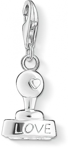Thomas Sabo Club Love Stamp Charm