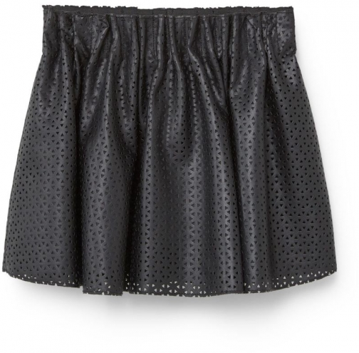 Mango Girls Laser-cut Skirt