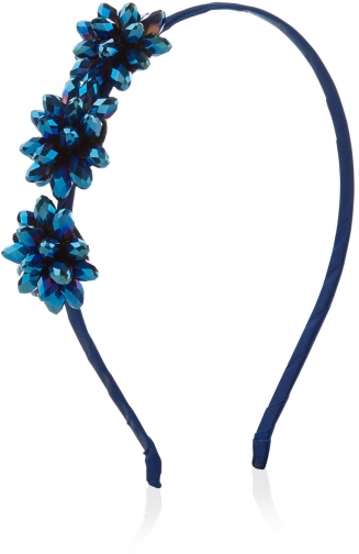 Monsoon Girls Gem Flower Alice Hairband Hair