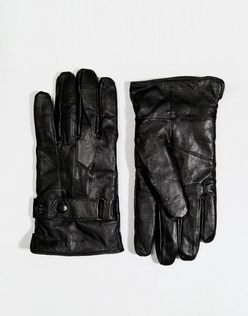 Minimum Leather Glove