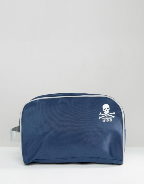 Bluebeards Revenge Travel Wash Bag