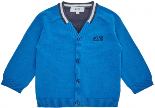 Hugo Boss Baby Boys Knitted Cardigan