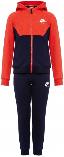 Nike Boys Hooded Set Tracksuit
