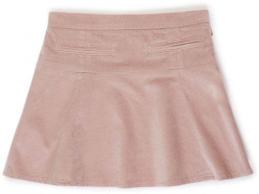 Jigsaw Girls Moleskin Stretch Skirt