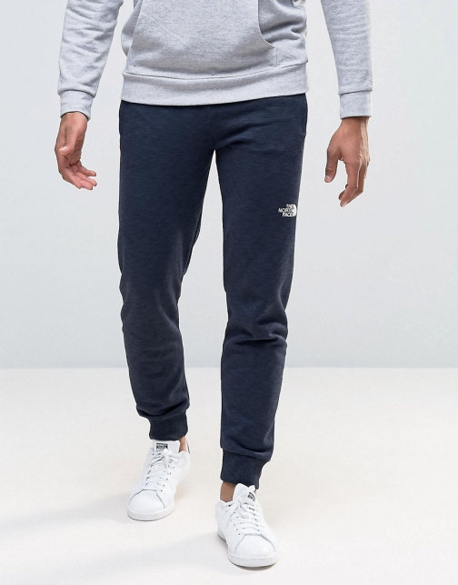 The North Face Slim Joggers With TNF Logo Navy Trouser