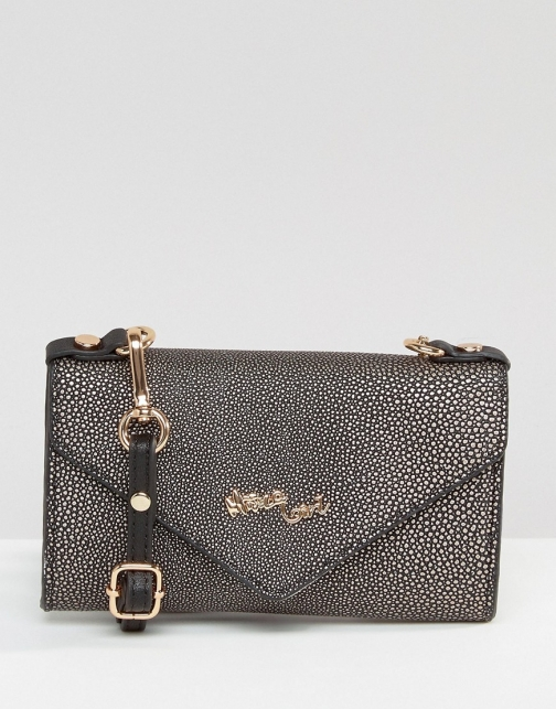 Asos Missco Girl Pebble Cross Body Bag