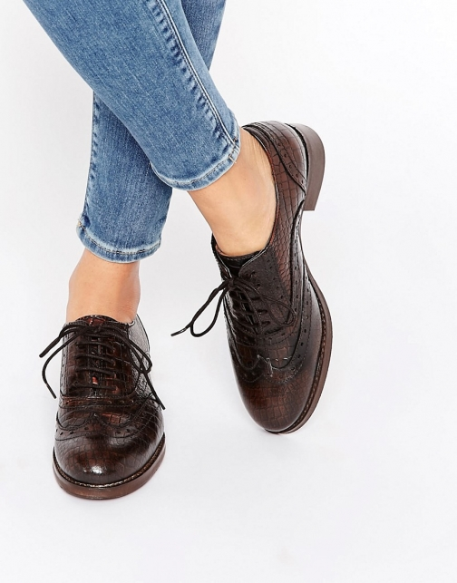 Ravel Leather Brogues Brogue